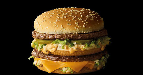McDonald's launches new 'Grand Big Mac' burger across Australia - but you better be quick because it sold out in three days when it was released in UK