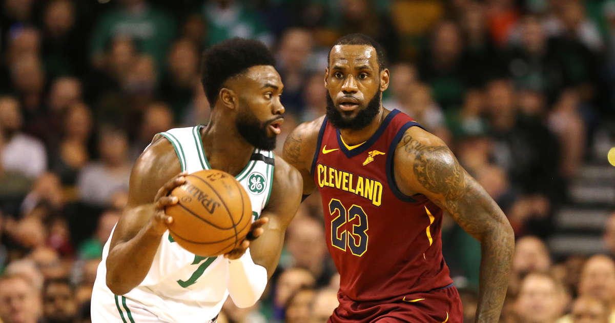 The Adjustments  What LeBron and the Cavs can change in Game 2 c3eaea586