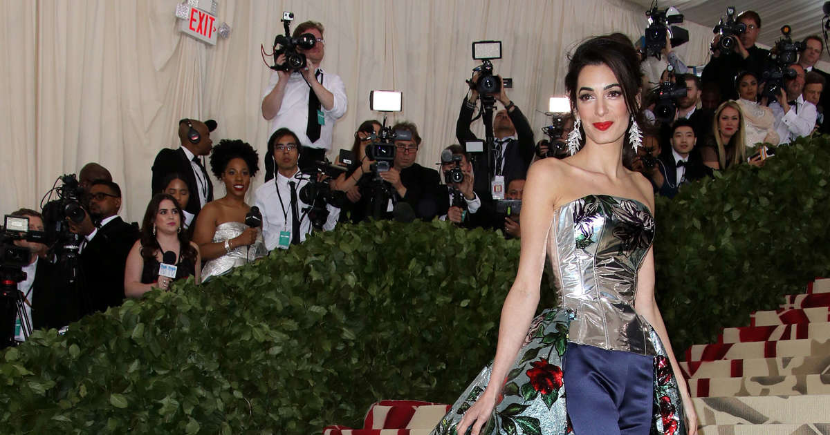 6b225e2a35a Tom Ford  furious  with Amal Clooney after Met Gala dress drama  Report