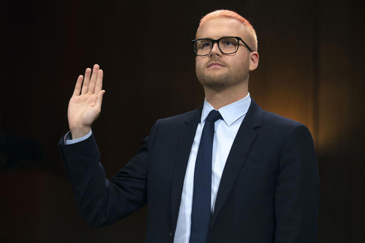 Wylie expressed those fears while testifying on the broader issue of data privacy in the wake of recent revelations that an estimated 87 million Facebook users had their privacy breached by Cambridge Analytica.