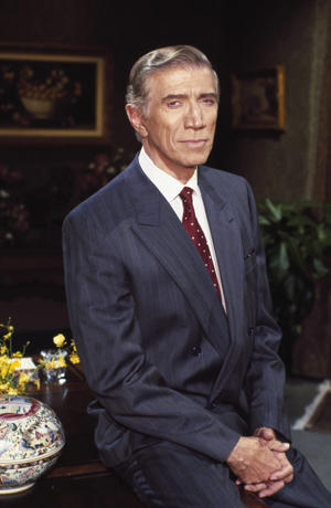 Joseph Campanella as Harper Deveraux on Days of Our Lives