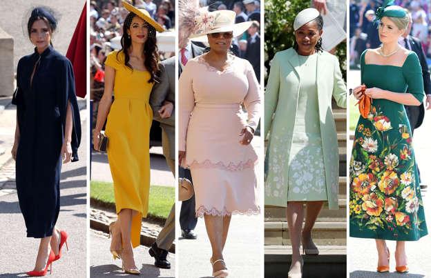 Diapositiva 1 de 65  Los looks de los invitados a la boda del príncipe Harry d3c257385ed