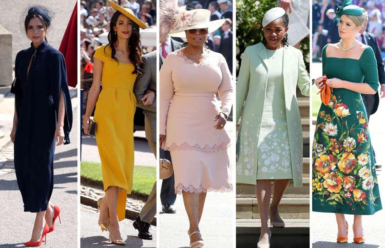 c4a051a12fa0 Casamento real: os melhores looks dos convidados