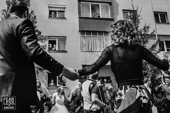 Slide 53 de 60: As melhores fotos de casamento de 2018