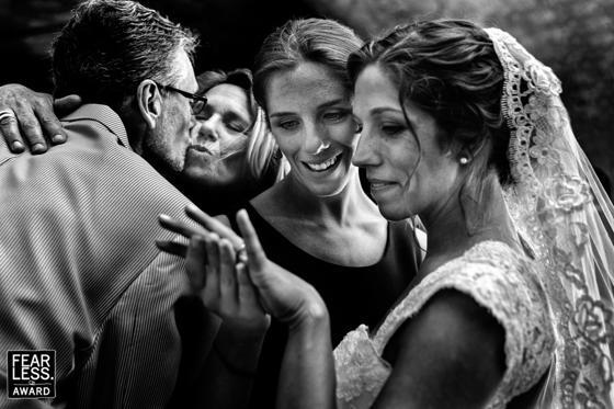 Slide 57 de 60: As melhores fotos de casamento de 2018