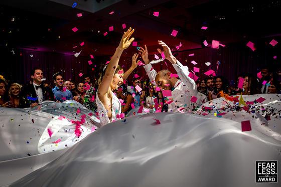 Slide 58 de 60: As melhores fotos de casamento de 2018