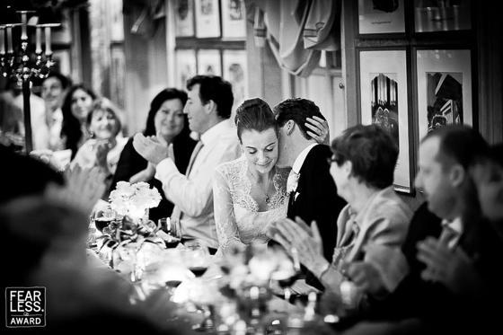 Slide 54 de 60: As melhores fotos de casamento de 2018