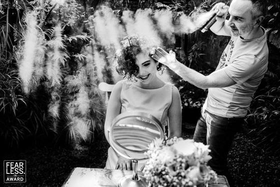 Slide 55 de 60: As melhores fotos de casamento de 2018