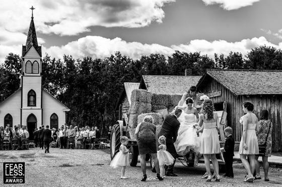 Slide 60 de 60: As melhores fotos de casamento de 2018