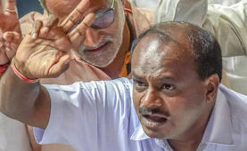 Kumaraswamy to meet Sonia and Rahul in Delhi