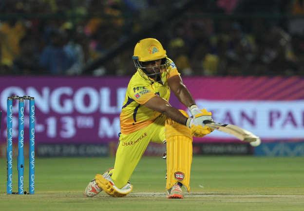 How Virat Kohli's bat helped Ambati Rayudu script IPL 2018