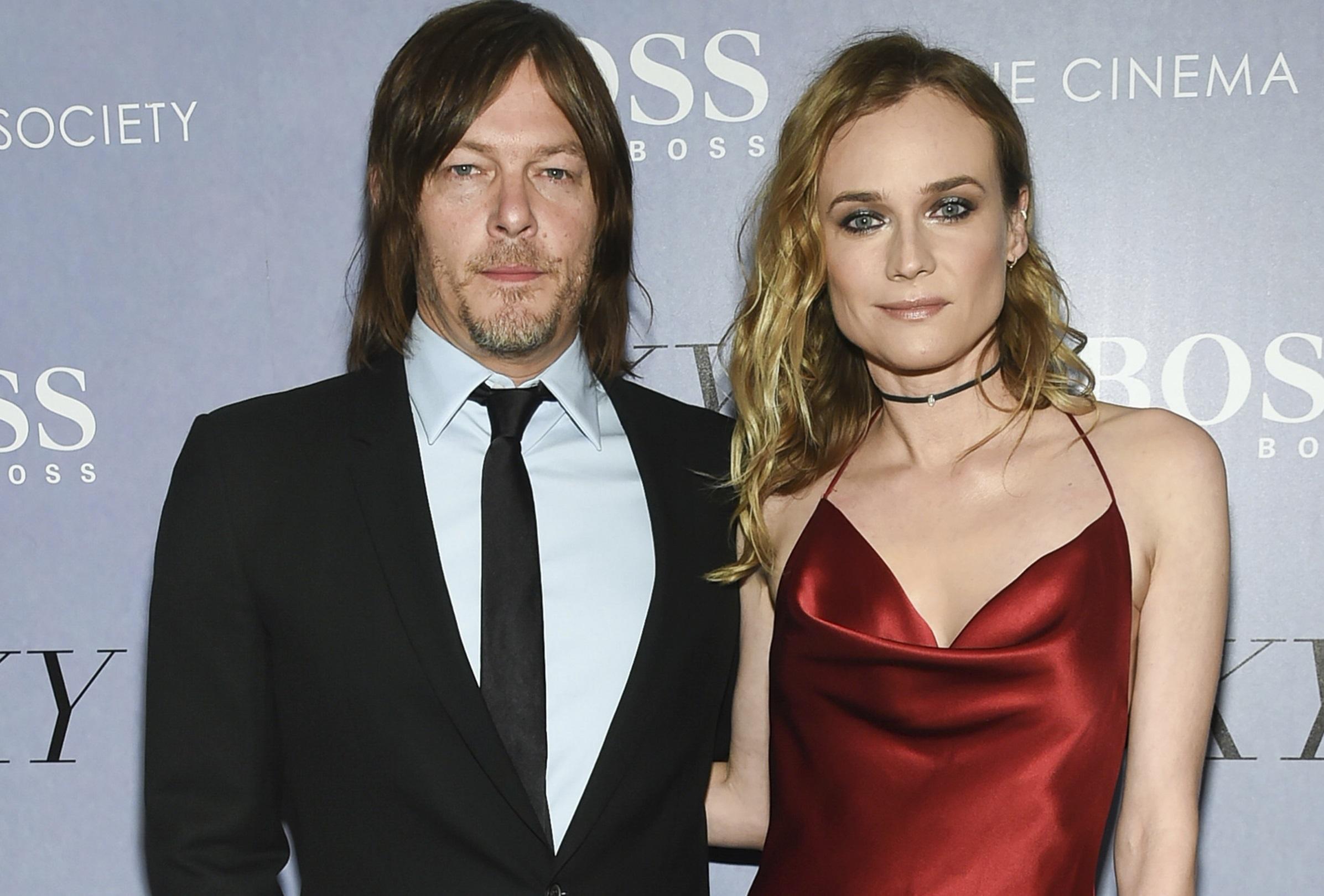 Norman reedus dating september 2019