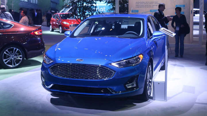 2019 Ford Fusion Gets Price Bump But Its Actually Better Value