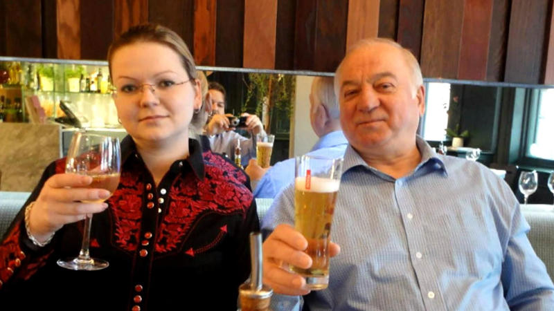 Skripal poisoning: Police 'face Russian obstruction'