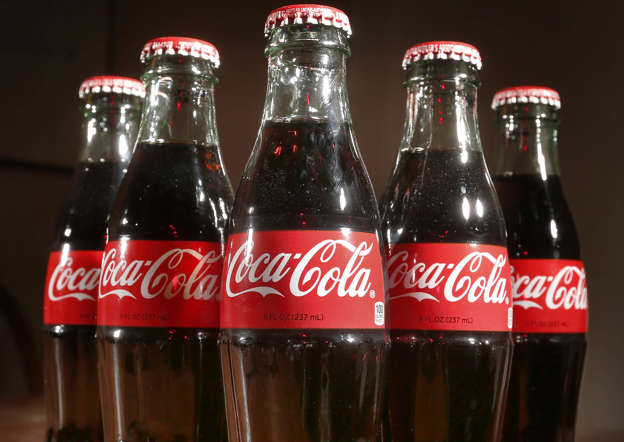 148f6f7ed7 The world s first alcoholic Coca-Cola has landed (but it s sold ...