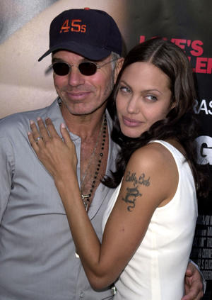 Angelina Jolie & Billy Bob Thornton (Photo by Steve Granitz/WireImage)