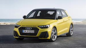 2019 Audi A1 Sportback