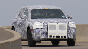 2020 Lincoln MKC Spy Photo
