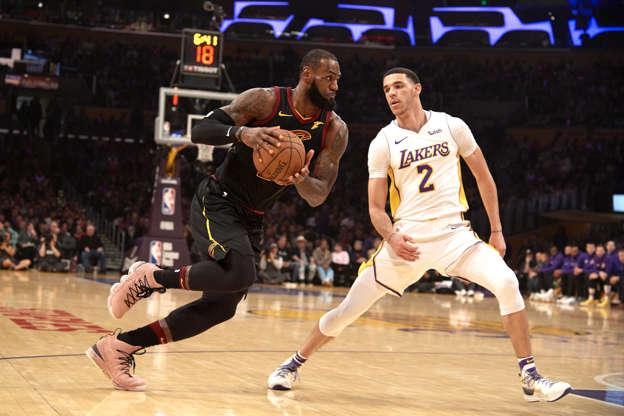 793ced52b76 Baron Davis  Lonzo Ball is  type of player  LeBron James wants on team