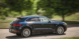 Fuel Economy and Driving Range: From city, highway, and combined EPA ratings to our own real-world fuel-economy test, see how the Macan performs versus the competition.