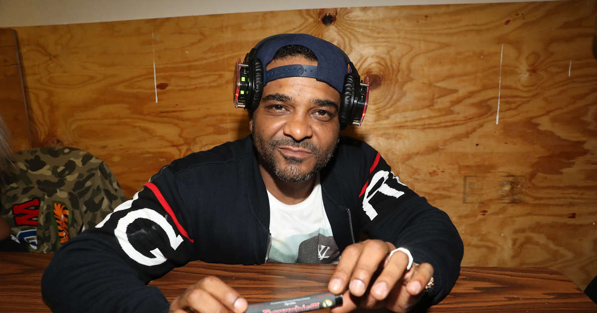 Rapper Jim Jones Arrested for Gun and Drug Possession