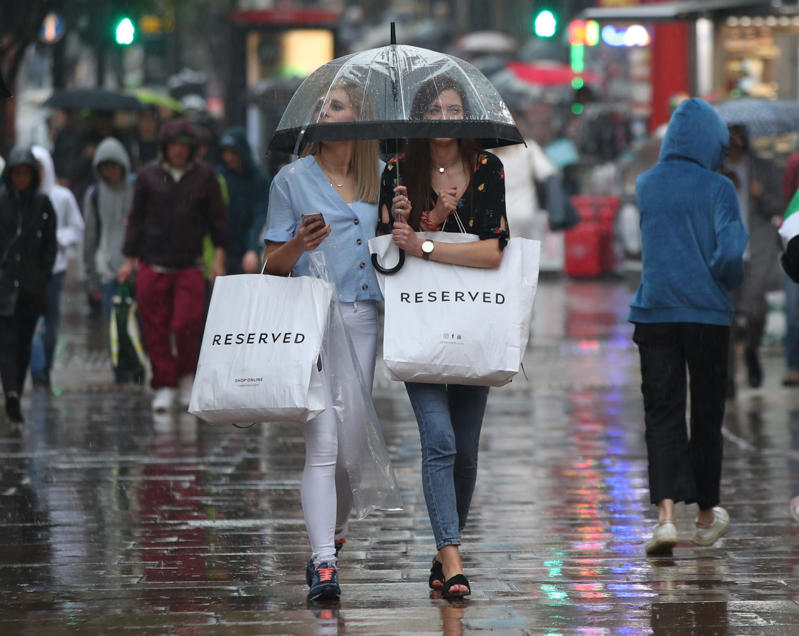 Travel disruption and power cuts with thunderstorms set to rumble on