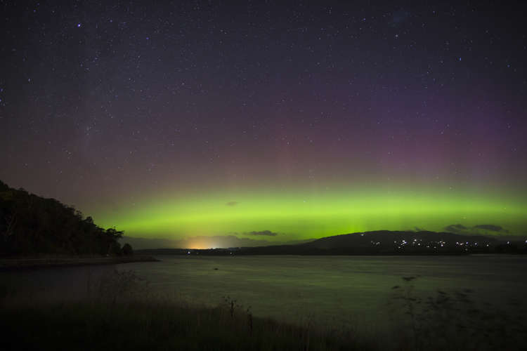Magical Moments Of The Southern Lights