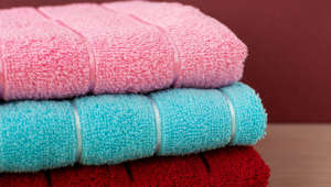 This is how often you should be washing your bathroom towels