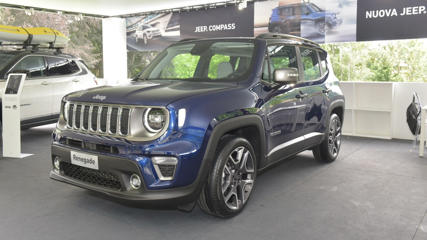 2017 Jeep Renegade Interior 360 Degree View Msn Autos