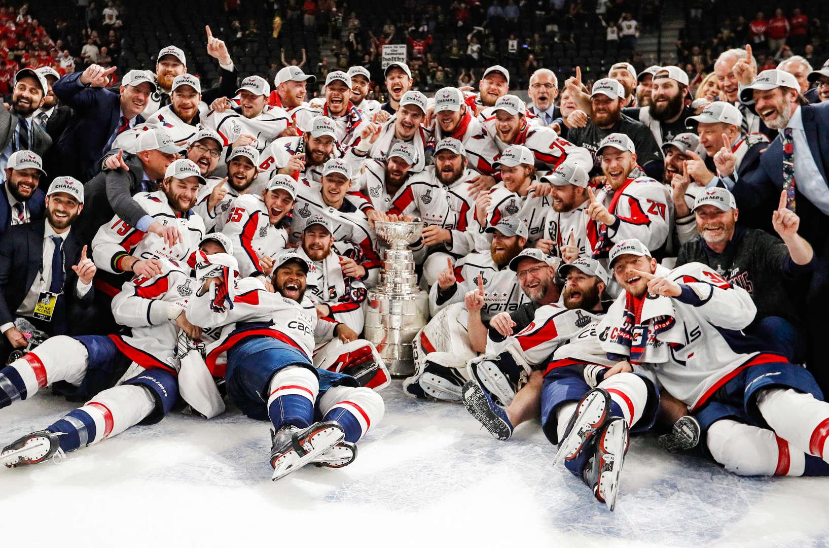 3beba32b43e 2018 Stanley Cup Final