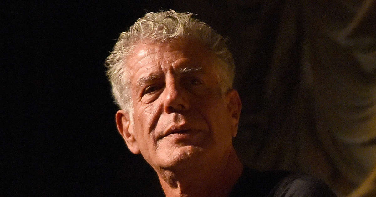 6f746b0ac9 CNN to Remember Anthony Bourdain With Tribute Specials This Weekend