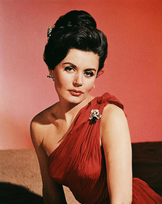 Eunice Gayson in Dr. No - 1962