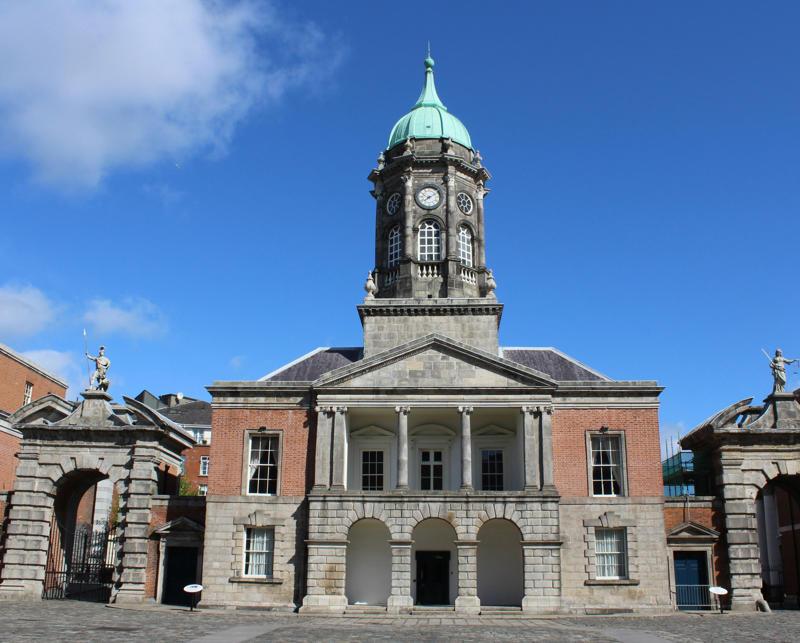 Dublin Monument, Ireland