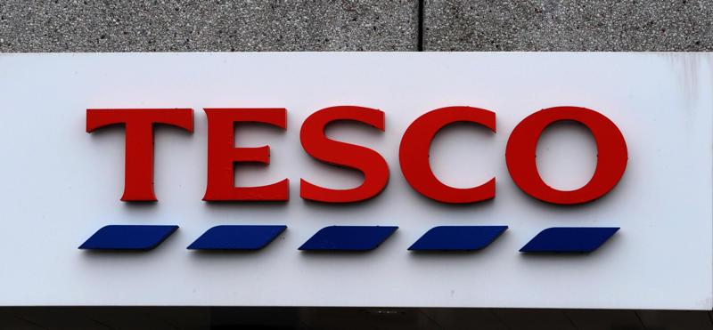 Tesco headquarters stock