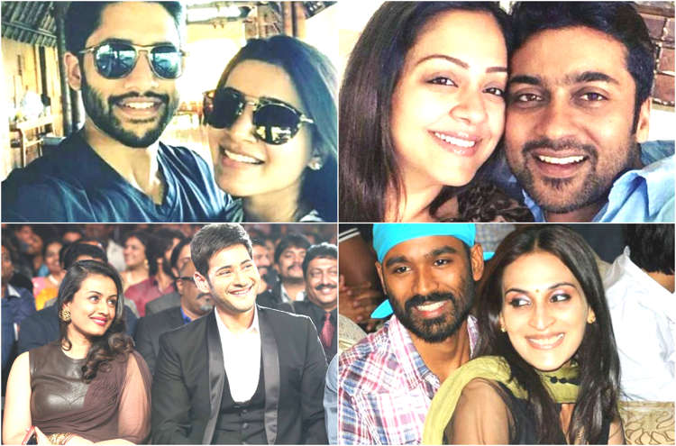 South Cinema's most-loved star couples