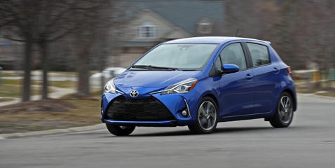 From airbag count and location to crash-test results and available active safety systems such as automated emergency braking, see how the Yaris stacks up.