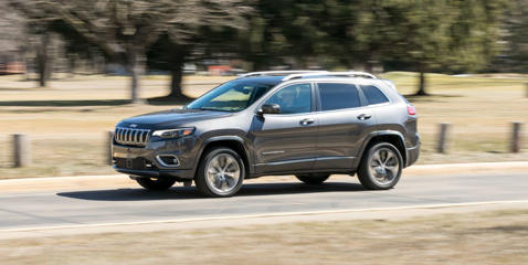 Jeep's compact crossover grows less interesting to look at for 2019, is otherwise unchanged. Read the full review and see photos at Car and Driver.