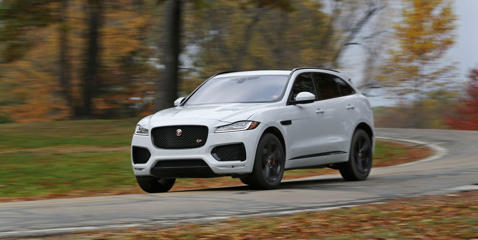 Read our most comprehensive review of the 2018 Jaguar F-Pace's standard features, trim levels, and available options.