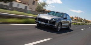 We've Got Porsche PHEV-er: New Cayenne E-Hybrid Driven: For the plug-in-hybrid version of its third-gen Cayenne SUV, Porsche deemed the starter motor redundant. Read our first-drive impressions and see photos of the 2019 Cayenne E-Hybrid, wherein towing capacity meets green brake calipers, at Car and Driver.