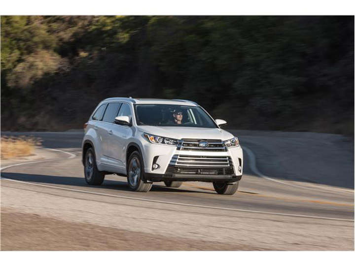 2018 Toyota Highlander Hybrid What You