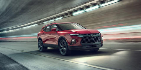 But it's not the Blazer you might have been expecting. Read more about Chevy's new 2019 Blazer crossover and see photos at Car and Driver.