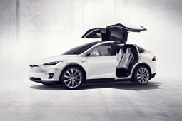 Why Tesla's Model X was the first SUV to receive a perfect crash test rating