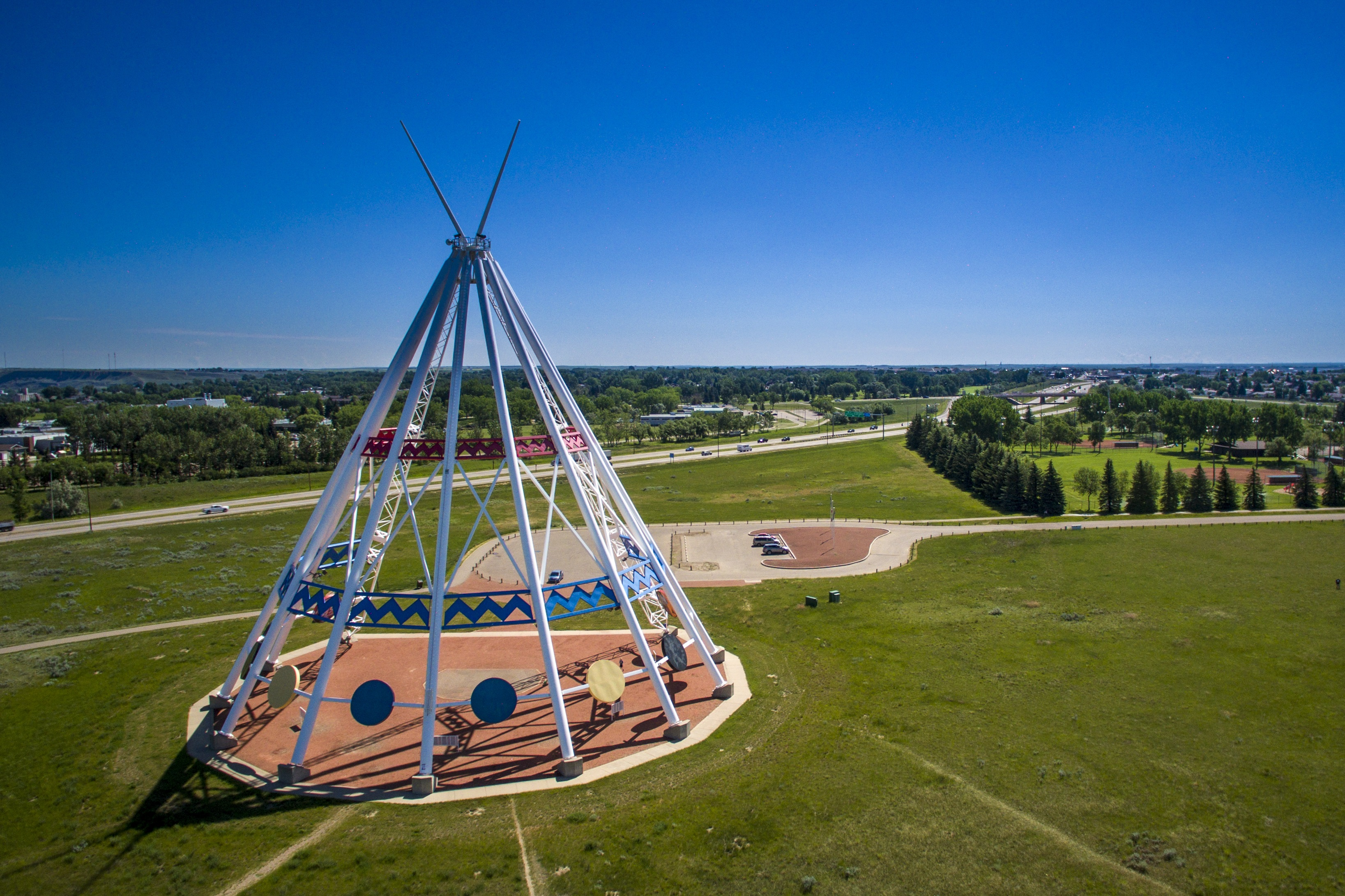 Slide 12 of 19: The Tipi in Medicine Hat ; Shutterstock ID 531565246; Purchase Order: -