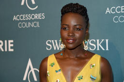 NEW YORK, NY - JUNE 11:  Lupita Nyong'o attends the 22nd Annual Accessories Council ACE Awards at Cipriani 42nd Street on June 11, 2018 in New York City.  (Photo by Jamie McCarthy/Getty Images for Accessories Council)