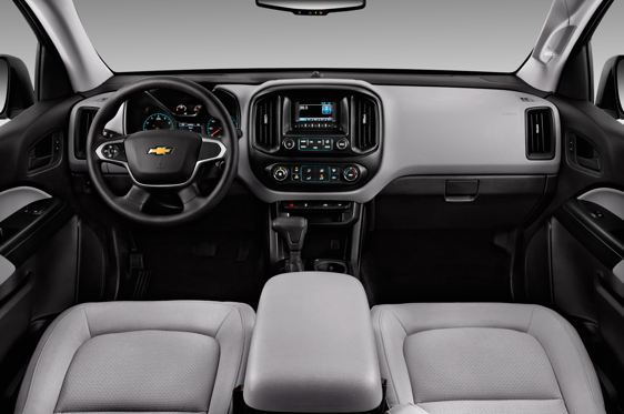 2017 Chevrolet Colorado 4wd Lt Extended Cab Interior Photos Msn Autos