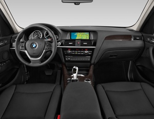 2017 Bmw X3 Interior Photos Msn Autos