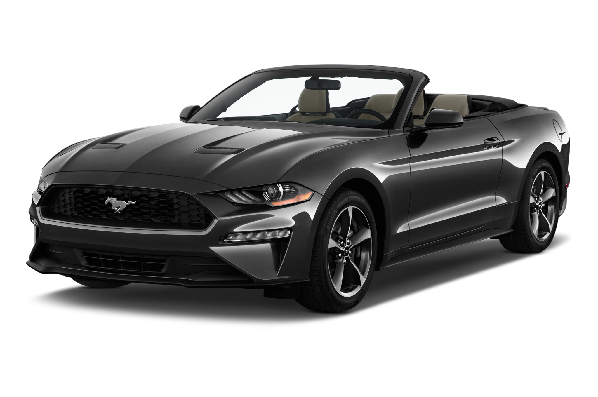 2018 ford mustang ecoboost convertible reviews msn autos. Black Bedroom Furniture Sets. Home Design Ideas