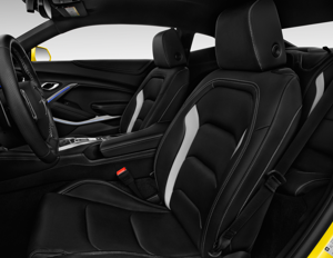 2017 Chevrolet Camaro Interior Photos