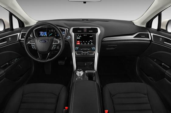 Slide 1 Of 11 2017 Ford Fusion Hybrid
