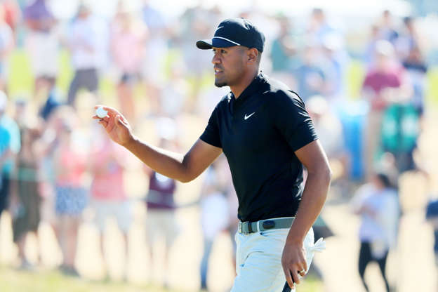 ed7495531cc Tony Finau is having his best year after dislocating ankle